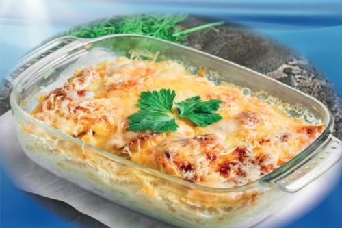 Ovenschotel van de week: tonijn-lasagne