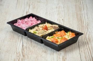 Huisgemaakte salades: kies & mix
