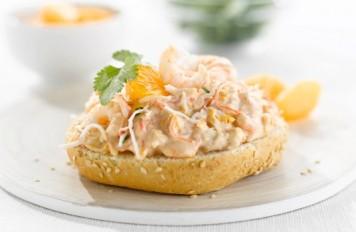 Zeevruchten-cocktailsalade
