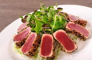 Sashimi, tonijn